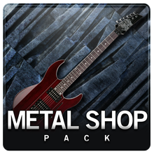 Metal Shop Pack